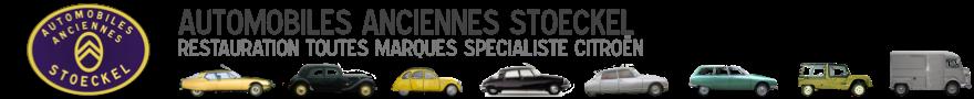 Automobiles anciennes Stoeckel